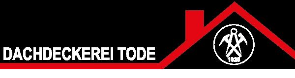 Dachdeckerei Tode Logo