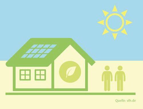 Energetische Sanierung: Die fünf wichtigsten Fakten